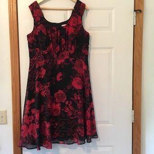 Size 16 W Cocktail Dress Party Dress